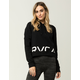 RVCA Cropped Womens Hoodie