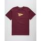 PRIMITIVE Pennant Speckle Mens T-Shirt