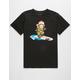 QUIKSILVER Santa Surf Monkey Boys T-Shirt