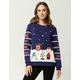 VANS x PEANUTS Christmas Womens Sweatshirt