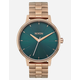 NIXON Kensington Gold Watch