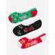 VANS 3 Pack Holiday Party Canoodle Womens Socks