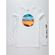HURLEY Sunset Island Boys T-Shirt