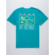VANS Sky Eye Mens Pocket Tee
