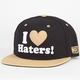DGK Haters Mens Snapback Hat
