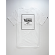 VANS Print Box Mens T-Shirt