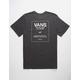 VANS Worn Wash Mens T-Shirt