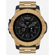 NIXON Mission SS Black & Gold Watch