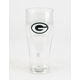NFL Green Bay Packers Plastic Pint Glass