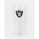NFL Oakland Raiders Plastic Pint Glass
