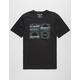 HURLEY Sunrise Mens T-Shirt