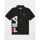 FILA Carmen Mens Polo Shirt