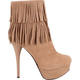 QUPID Neutral Womens Shoes