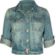 HIGHWAY 3/4 Sleeve Girls Denim Jacket