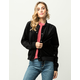 VANS Uptown Womens Velvet Bomber Jacket