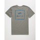 RVCA Water Camo Mens T-Shirt