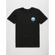 RVCA Glitch Motors Mens T-Shirt