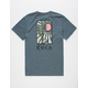 RVCA Cactus Rays Mens T-Shirt