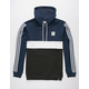 ADIDAS Tricolor Pop Over Mens Hoodie