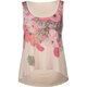 FULL TILT Floral Womens Hi Low Tank