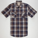 COASTAL Drift Type Mens Shirt