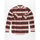 BURTON Brighton Burly Mens Flannel Shirt