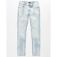 LEVI'S 510 Bleached Boys Skinny Jeans