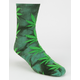 HUF Tie Dye Plantlife Mens Socks