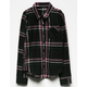 FULL TILT Plaid Girls Flannel Shirt