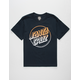 SANTA CRUZ Opus Fade Boys T-Shirt
