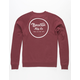 BRIXTON Wheeler Mens Sweatshirt