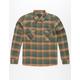 BRIXTON Archie Mens Flannel Shirt