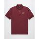 LOSER MACHINE Condor Crest Mens Polo Shirt