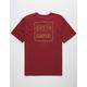 BRIXTON Bering Mens T-Shirt