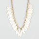 FULL TILT 2 Row Beaded Necklace