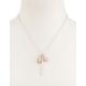 FULL TILT Druzy Charm Necklace