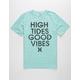 HURLEY Good Vibes Boys T-Shirt.