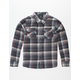 SHOUTHOUSE Kevin Boys Flannel Shirt