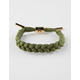 RASTACLAT Olive Bracelet