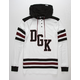 DGK Penalty Mens Hooded Shirt