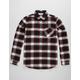 O'NEILL x Woolrich Theodore Mens Flannel Shirt