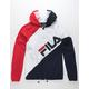 FILA Harrison Half Zip Mens Windbreaker Jacket