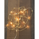 Gold Star Wire LED Lights