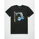 PINK DOLPHIN Foil Dolphin Mens T-Shirt