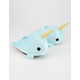 Narwhal Girls Slippers