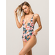 BILLABONG Coastal Luv One Piece Swimsuit