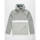 ASPHALT YACHT CLUB Leaf Litter Mens Anorak Jacket