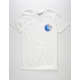 PINK DOLPHIN Heavy Weight Mens T-Shirt