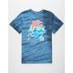 PINK DOLPHIN Waves Script 2 Mens T-Shirt