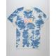 PINK DOLPHIN Nu Script Mens T-Shirt
